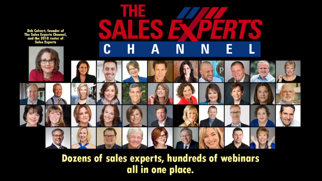 The Sales Experts!